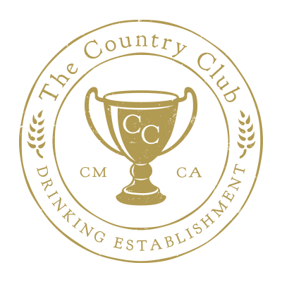 The Country Club Logo Icon