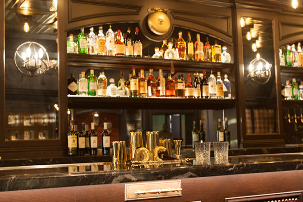 Gallery Image - Bar with Libations